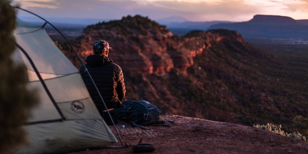 Feltsenge til telt og camping